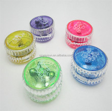 <strong>YoYo</strong> Ball Luminous New LED Flashing Yo Yo Child Clutch Mechanism Yo-Yo Toys for Kids Party/Entertainment