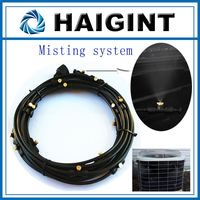 HAIGINT Plastic Fire Mist Sprayer , Water Cooling System for Home , Garden Water Spray System