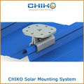 high quality solar pv roof aluminum clamps with wholesale price
