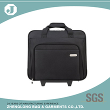 China supplier 16 inch waterproof laptop trolley bag cover business travel trolly bag