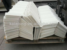 plastic ridge tile for roof