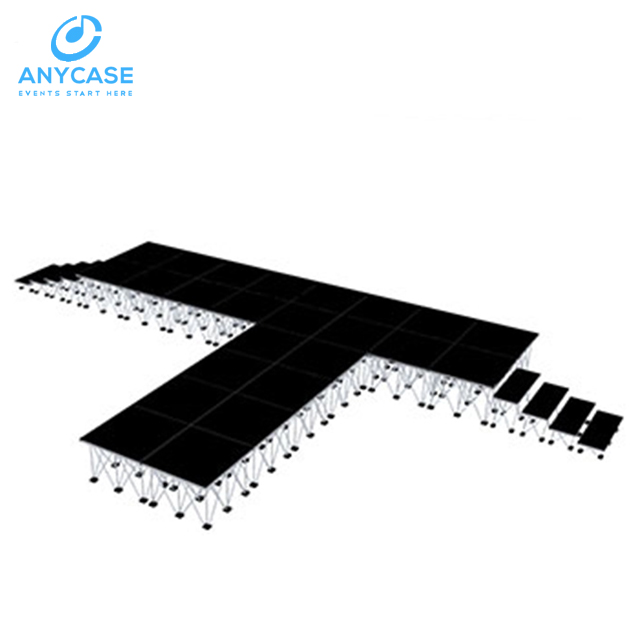 Cheap Dance Wedding Event Outdoor Church Equipment Concert Used Platform Portable Mobile <strong>Stage</strong> For Sale