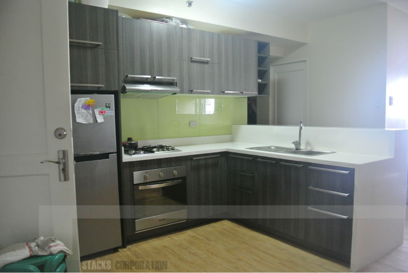 Modular Kitchen Cabinets in Sta. Mesa, Manila, Philippines