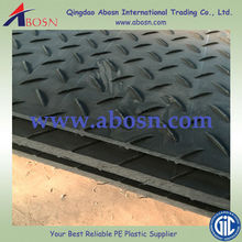 uhmwpe rig mat/temporary portable roadway/temporary portable road system