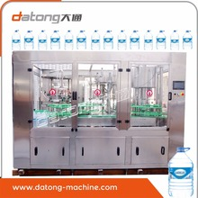 5L Mineral water 3-in-1 Filling Machine With 2 Years Warranty In DATONG Factory With Low Price