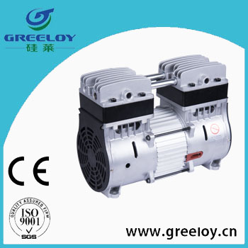 Greeloy Silent Oil Free Piston Type 800W Air Compressor Pumps