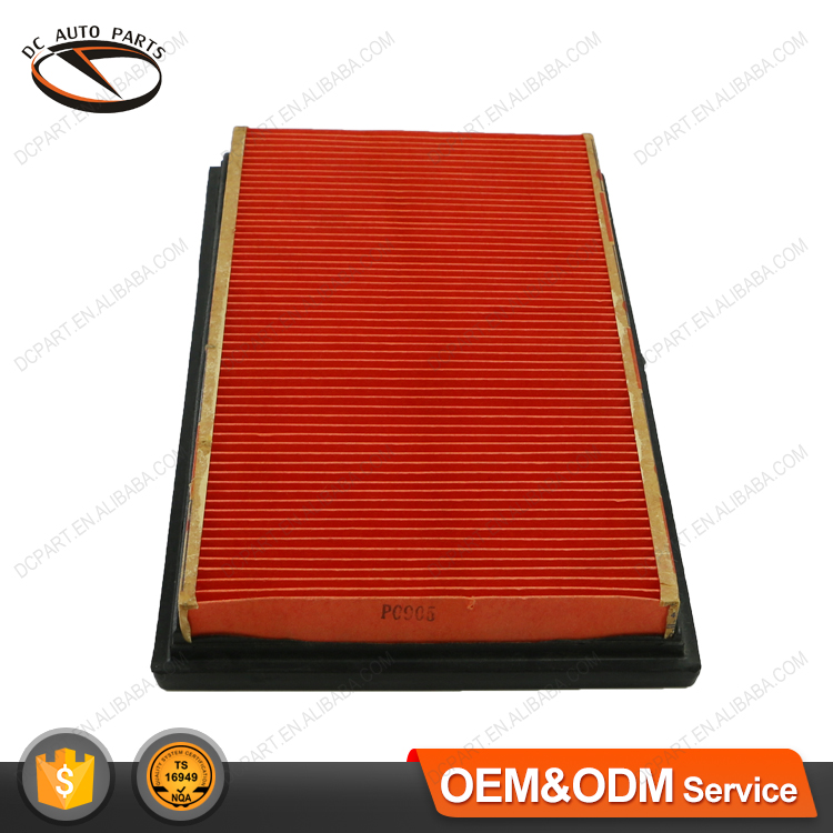 auto parts car accessories new paper material engine hepa air filter for nissan sunny teana 16546-V0100