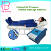 professional Air pressure lymphatic drainage infrared massage therapy foot messager equipment