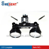 2.5x Magnification Galilean Dental Surgical Loupes