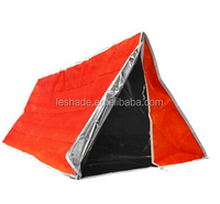 custom-made emergency outdoor camping tube tent