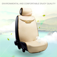 Universal Four Seasons Full Set Polyester Car Seat Cover