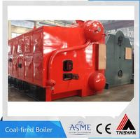 For Indonesia Market PLC Auto-control Industrial Coal Fired Steam Boiler For Home