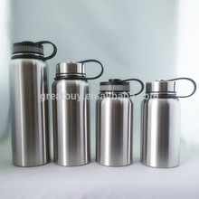 20oz/ 27OZ/ 34OZ double wall vacuum Insulated Stainless Steel sport Bottle wide mouth water bottle