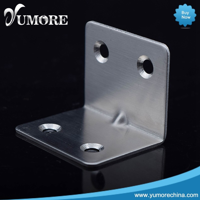 wholesale stainless steel reinforced angle bracket