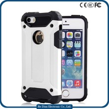 Hybrid Full Protective PC TPU Phone Case 2 in 1 Shockproof Phone Back Cover for iphone 5C