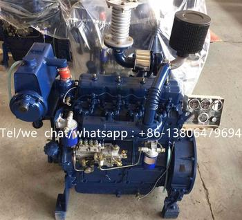 WEITUO Ricardo Diesel engine for generator use