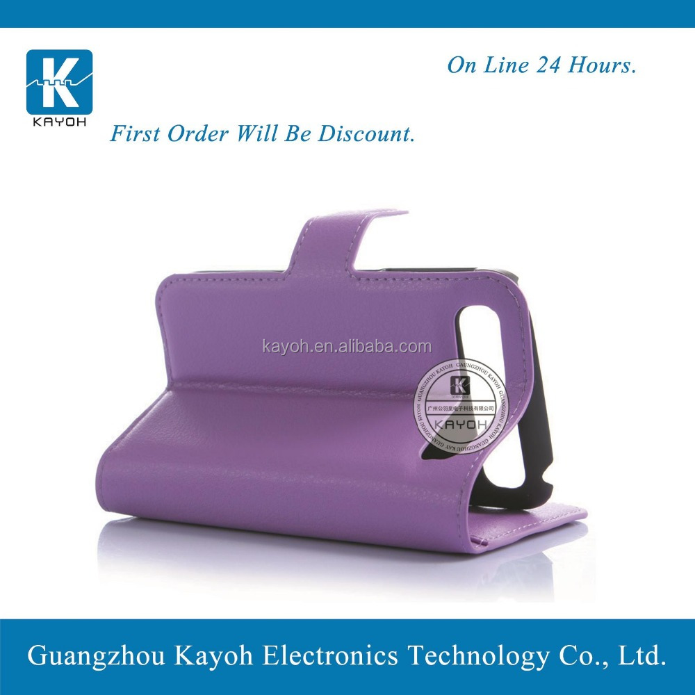[kayoh] phone cover protective cover for blackberry Q20 pu leather case