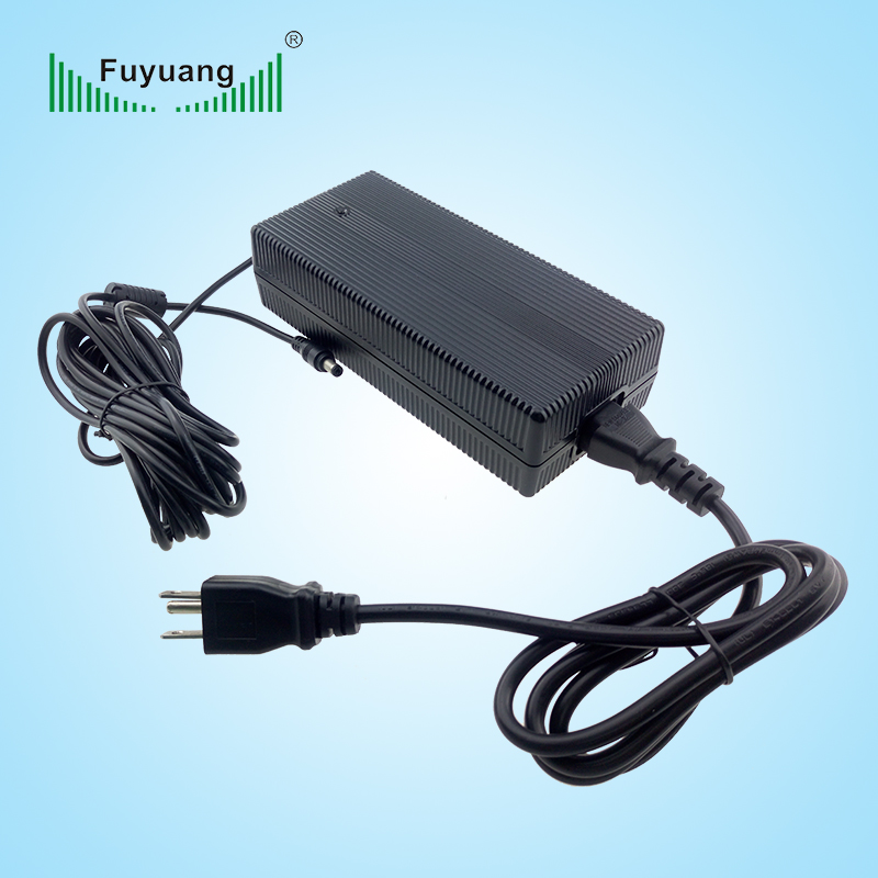 Professional manufacturer 54.6V 5a 2A 3A li-ion battery charger for foldable electric kick scooter e-bike