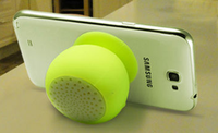 2016 fashion bluetooth speaker suction cup speaker for mobilephone