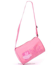 Fashion korea style tote bag pink