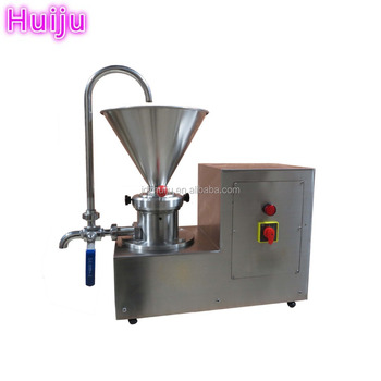Food colloid mill grinding machine for sesame, peanut,fruit HJ-MJS-60