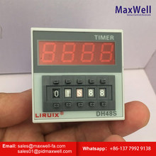 48*48 DH-48S maxwell pid controller digital timer switch