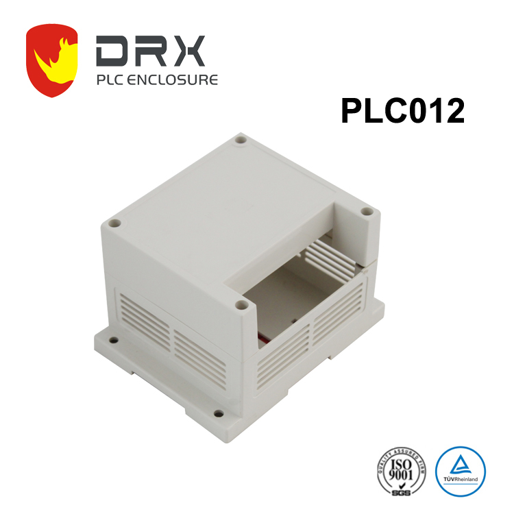 Plastic Distribution Housing Case Din Rail Enclosure for Electronic and PCB