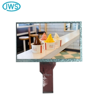 Fashionable high quality 7 inch TFT LCD display