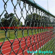 Wholesale cheap galvanized stainless steel used chain link fence
