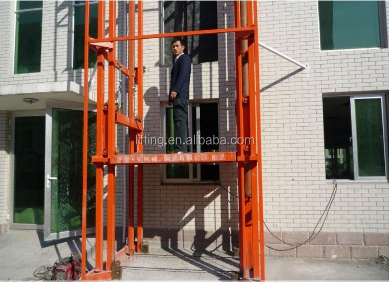Hydraulic Material Lift : Hydraulic material lift for factory buy