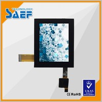 MPU interface with Capacitive touch screen 2.4 inch QVGA 240x320 color lcd display