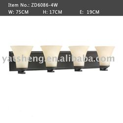4 lights Decoration Classic style bathroom Wall light/Wall Lamp