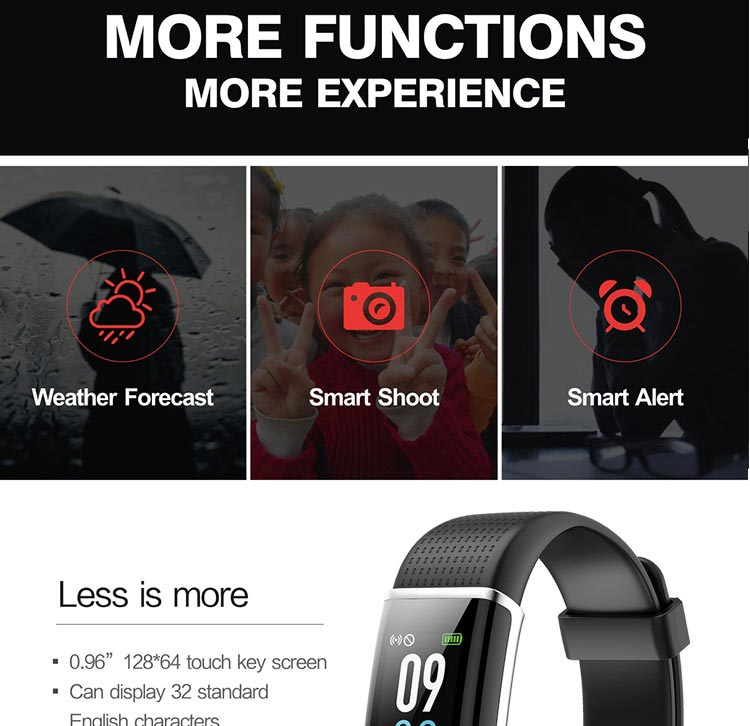 Factory made sport couple watches colorful fitness sports smart bracelet