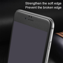 Bestsuit 3D 9H curved soft edge full cover nano flexible glass screen protector for iPhone 8 8plus