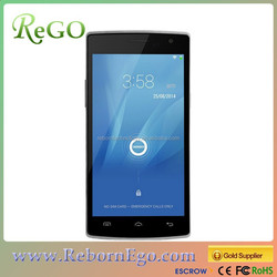 5.5 inch doogee dg580 shenzhen mobile phone, MTK6582 city call mobile phone