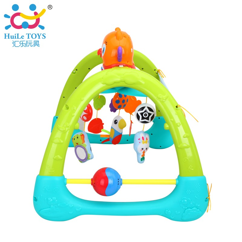 Huile Toys Wholesale Toy from China Baby Play Gym Mat with EN71