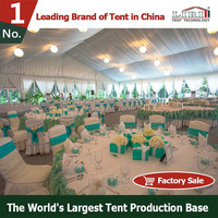 2016 Cheap Wedding Party Waterproof Tent Canopy for 1000 People