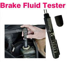 Digital Brake fluid tester, electronic brake oil tester pocket Vehicle oil tester oil meter