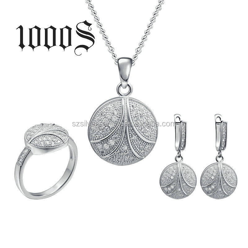 Buy Cheap Sell High Good Quality Sterling Silver Bridal Jewelry Set Alibaba Express Wholesale