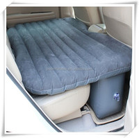 High Quality PVC Inflatable Car Travel Car Matress Fast Shipping Inflatable Car Air Bed