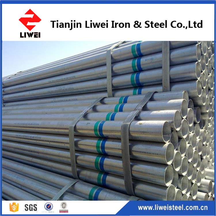 G30 dc01 galvanized water well drill pipe