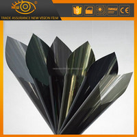 Most popular automobile exterior accessories 2ply anti-scratch removable car window solar tinting film