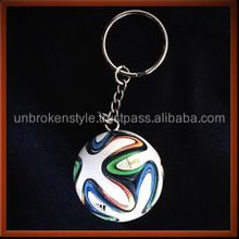 Foot Ball Key Chain/ Soccer Ball key Ring/ Promotional Football Gift