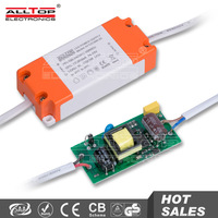 High efficiency constant current 300mA 12W power supply for led