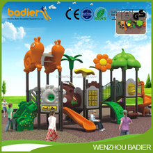 Eco-friendly kids wooden play area team games equipment outdoor playground for sale