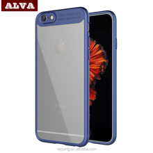 Ultra thin Shell For iphone 7 case 2017 TPU PC silicon bumper Hard case Clear eagle eye Back cover for Iphone 8 plus cases