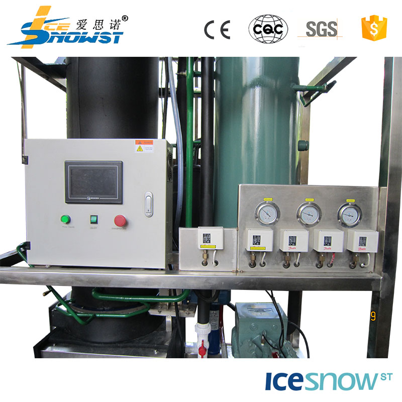 Stainless steel wide application ice tube maker with high quality