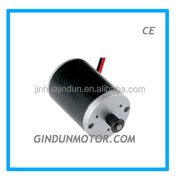 12v 24v Small Powerful Electric Motors For Scooter Zy6812