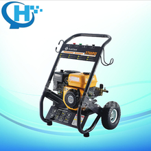 Cold water gasoline engine pressure washer
