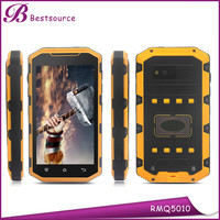 China Alibaba Smartphone 5'' IP68 Quad Core 1G 8G 3000mAh 2G 3G WIFI GPS BT Unbranded Android Rugged Waterproof Phones